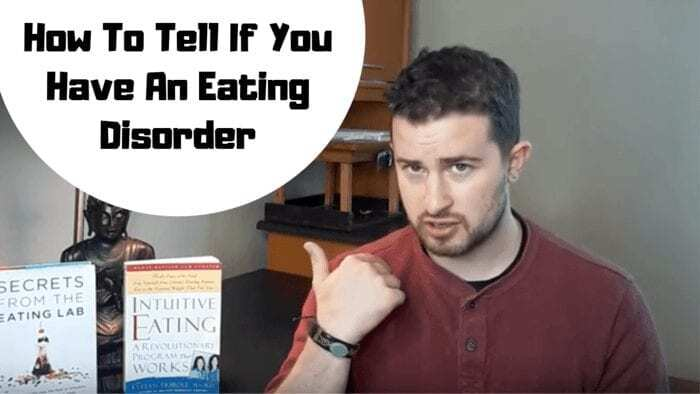 How To Tell If You Have An Eating Disorder - 7 Behaviors and 4 Signs - San Jose Eating Disorder
