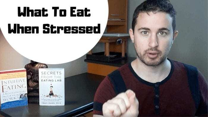 What To Eat When Stressed Best Mindset Why and How (San Jose)