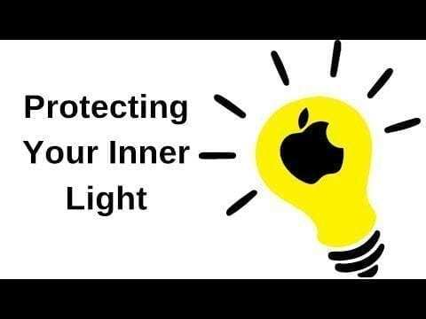 Body Connection and Protecting Your Inner Light
