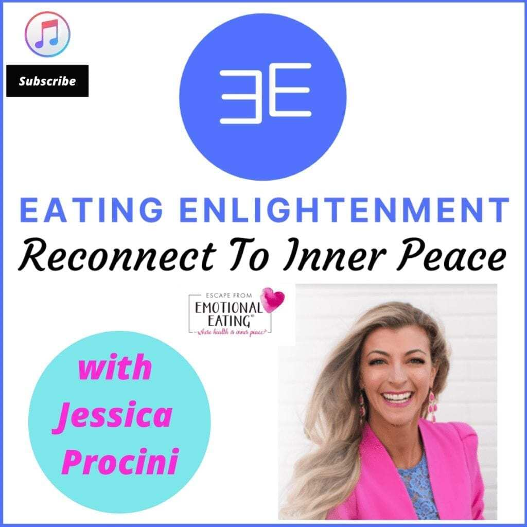 with Jessica Procini from escape from emotional eating