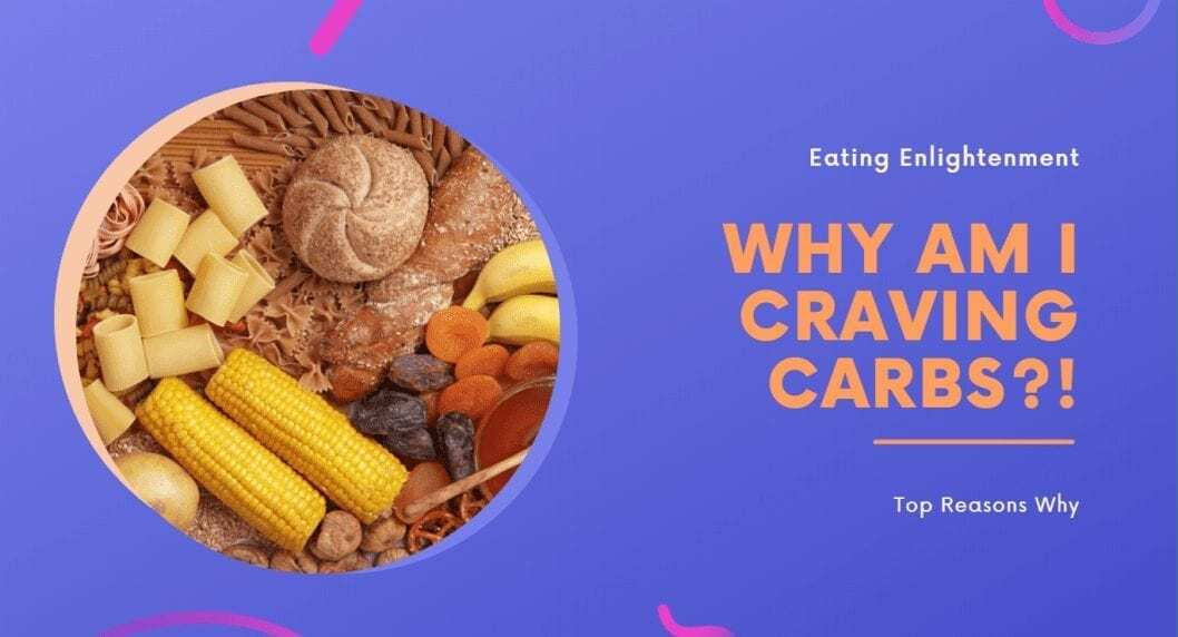 why am I craving carbs?
