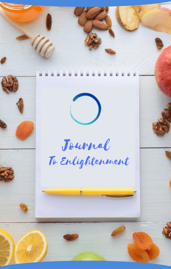 journal to enlightenment front cover