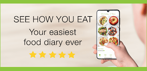 see how you eat food journal app