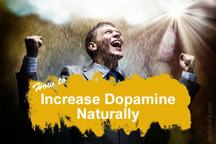 how to increase dopamine naturally