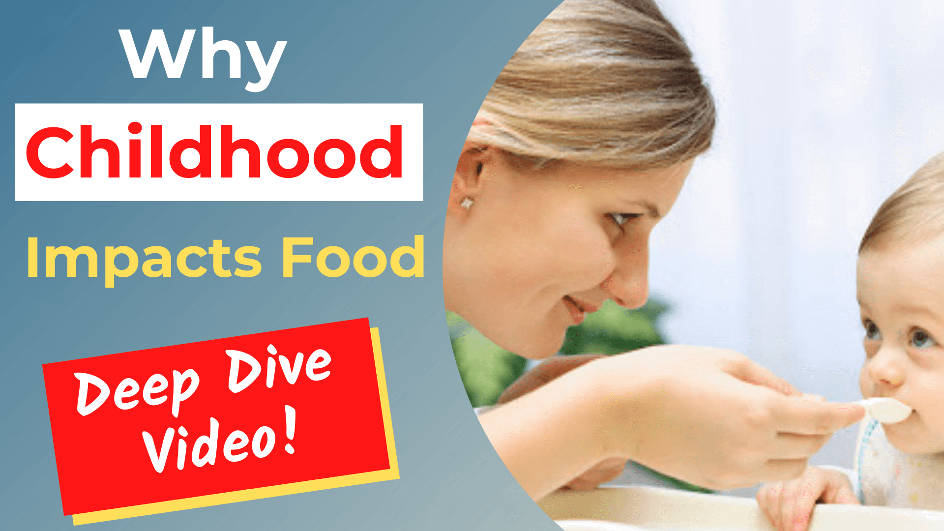 Why You Must Address Childhood Emotional Attachments to Create Sustainable Eating Habits